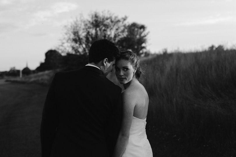 Minnesota Wedding Couple