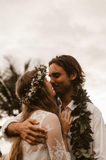 Cohn Hawaii Wedding