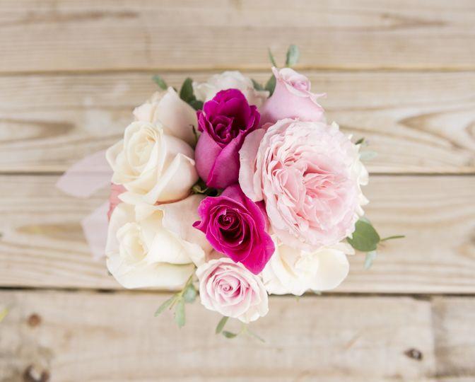 Beautiful wedding flower.