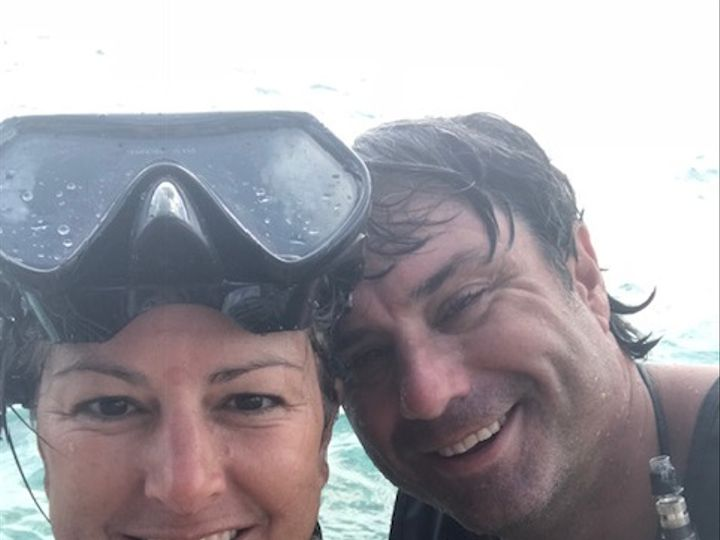 Tmx Dana And Hubby Aruba 51 1056973 Port Huron, MI wedding travel