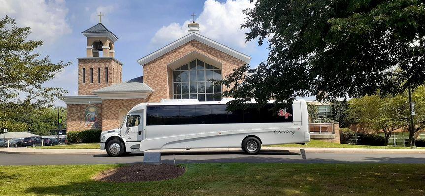 Mini Bus @ St. Bedes