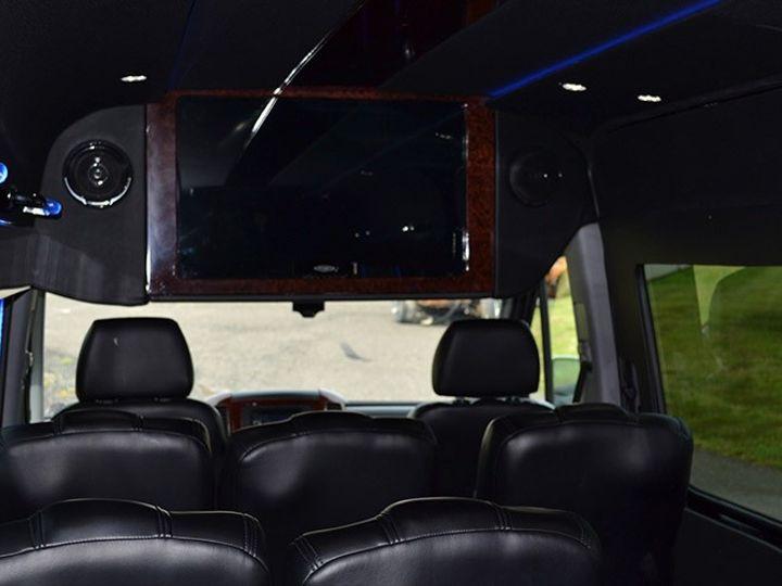 Tmx 14 Passenger Executive Sprinter3 51 86973 157972182996094 Newtown, PA wedding transportation