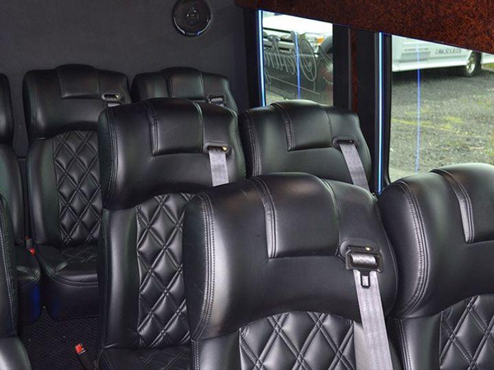 Tmx 14 Passenger Executive Sprinter5 51 86973 157972184513674 Newtown, PA wedding transportation