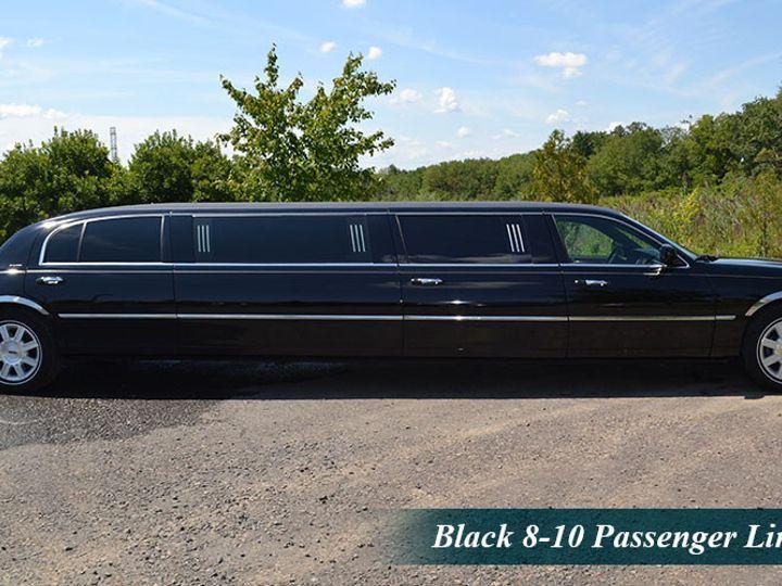 Tmx 1455819088800 Limos8 10blackexterior Newtown, PA wedding transportation