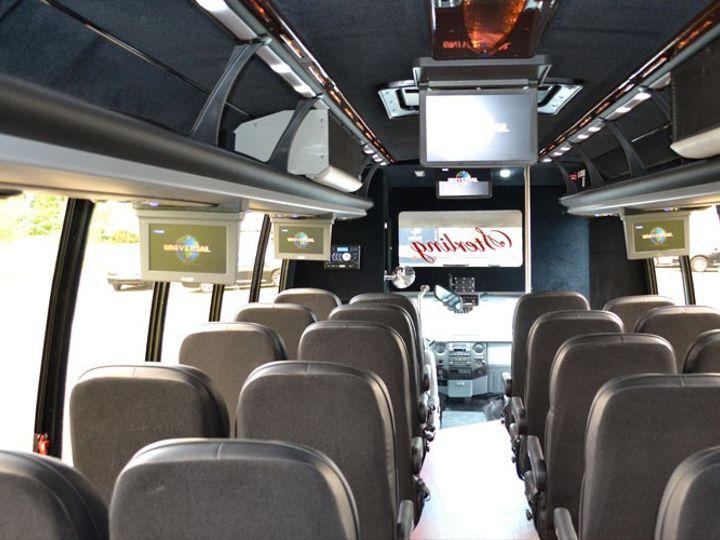 Tmx 29 Pax Interior 2 51 86973 157972278396651 Newtown, PA wedding transportation