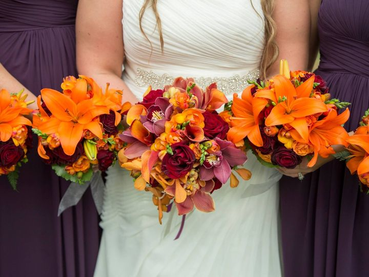 Tmx 1460129896076 Kristas Bridal Party Cockeysville, MD wedding florist