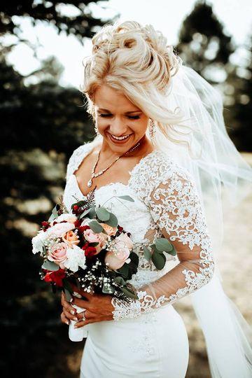 Vaughn wedding, 2018