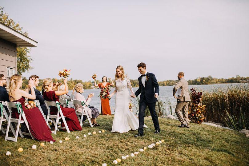Outdoor Micro Wedding