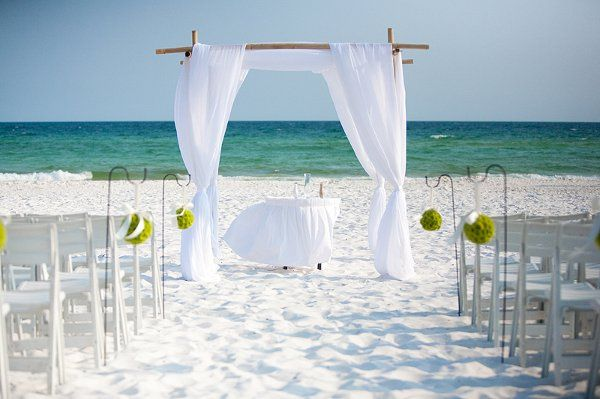 One Of Our Beach Ceremony