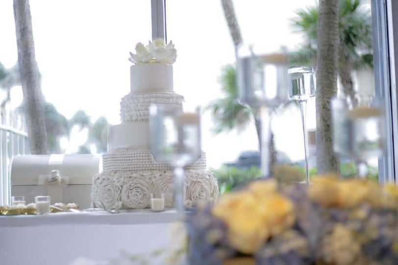 One of our Wedding Cakes