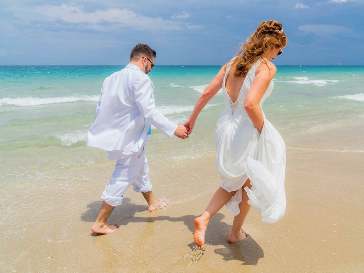Tmx 1499551626060 Ocean Manor Beach Resort   Beach Wedding Holding H Fort Lauderdale, FL wedding venue