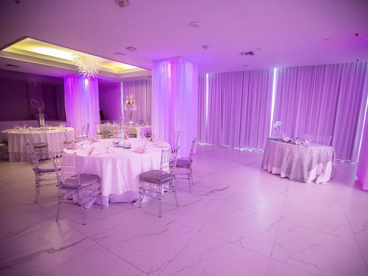 Tmx Ballroom With Lighting2 51 938973 1564243597 Fort Lauderdale, FL wedding venue