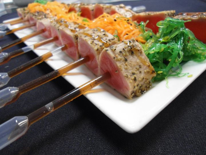 Succulent dining options