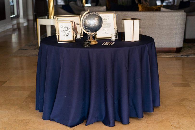 Entrance Table