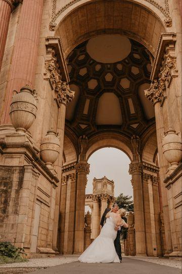 San Francisco Bride & Groom