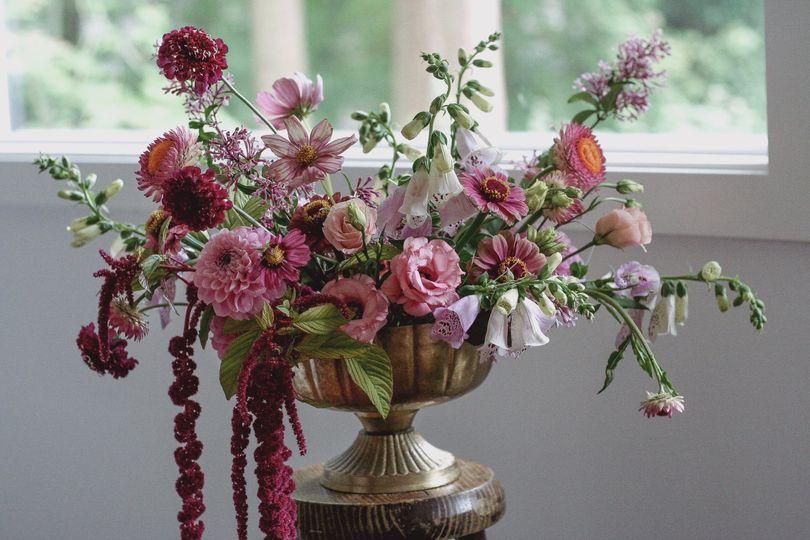 Grand arrangement