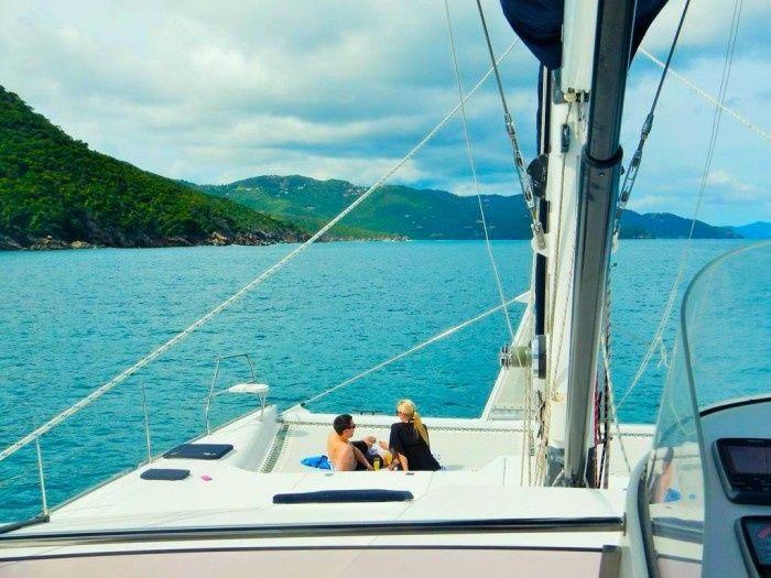 carribbean yacht charter