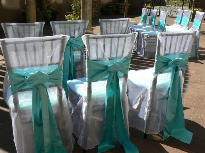 Satin Sashes Rental Price $0.25 each