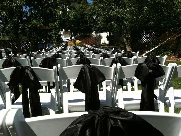 Tmx 1341432818929 Blacksashes Lynnwood wedding rental