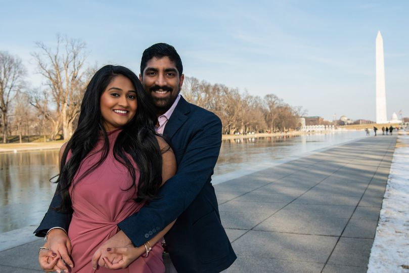Engagement Photography DC