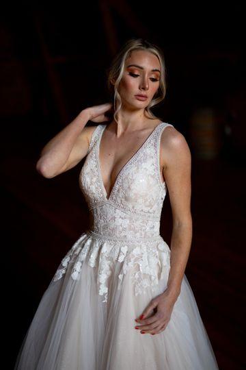 Bronzey bride
