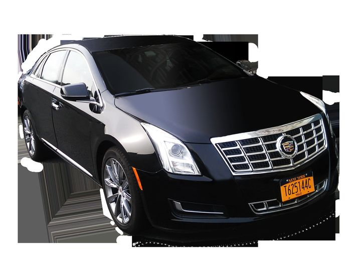 Our luxurious Cadillac XTS' car service with comfortable leather seating, can accommodate up to 3...