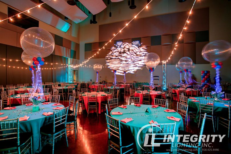 Stringlights Tulsa Oklahoma Up Lighting Integrity Lighting Inc Tulsa Wedding Lighting Tulsa Event...