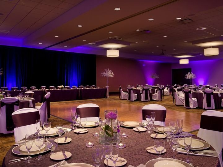 Tmx 1497641977047 Venicereceptionguesttable Cleveland, Ohio wedding venue