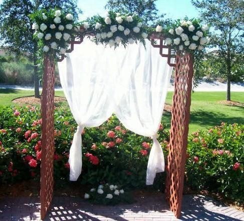 Tmx 1236553142006 WeddingArch Cape Coral wedding florist