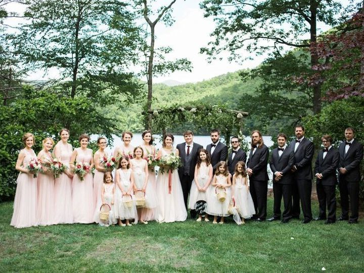 Tmx 1539465034 A3052b47114c79da 1539465033 689614a26fa8b691 1539465031799 10 LiveViewStudios 1 Tuckasegee, NC wedding venue