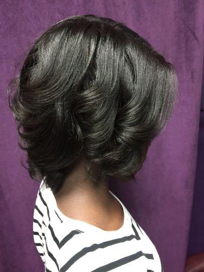 Plush curls