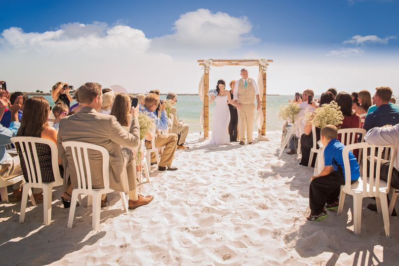 Shephards Beach Resort Venue Clearwater Beach Fl Weddingwire
