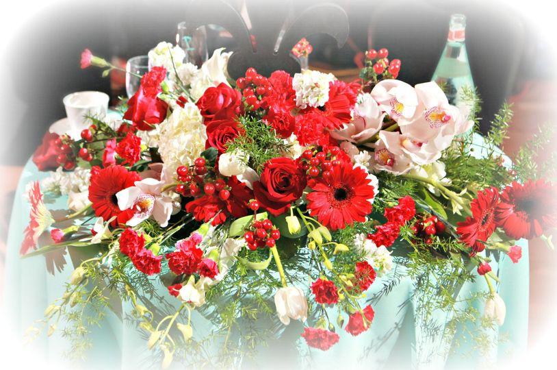 wedding flowers indy