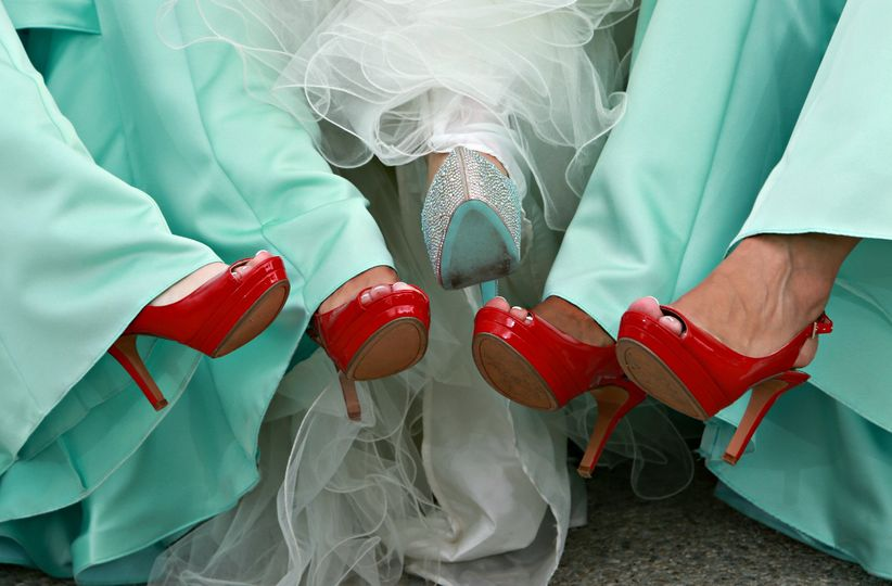wedding shoes indy