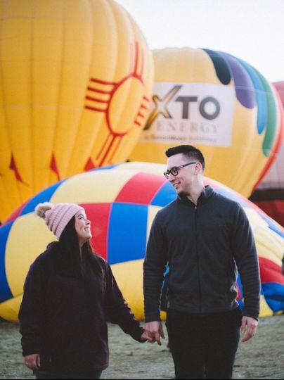 @ Balloon fiesta