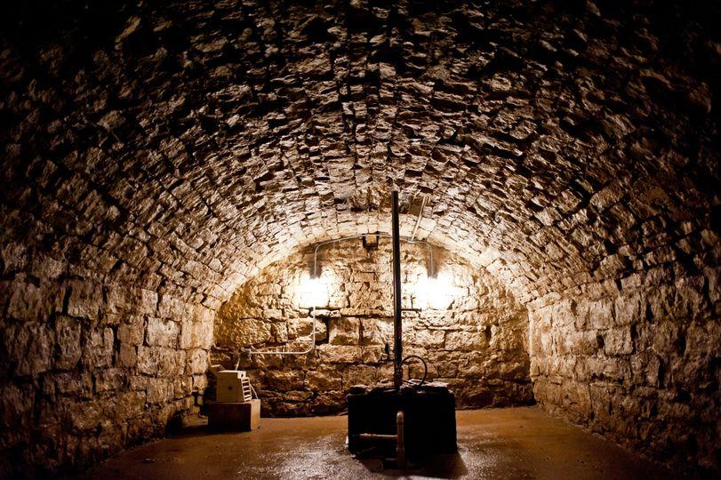 The limestone well
