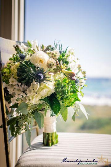Joshua Tree Wedding Florals