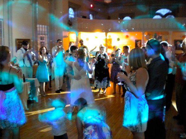 Dustin & Victoria's Wedding, August 2010