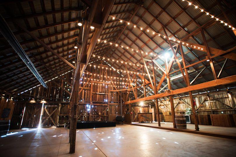 Pepper Tree Ranch - The Barn