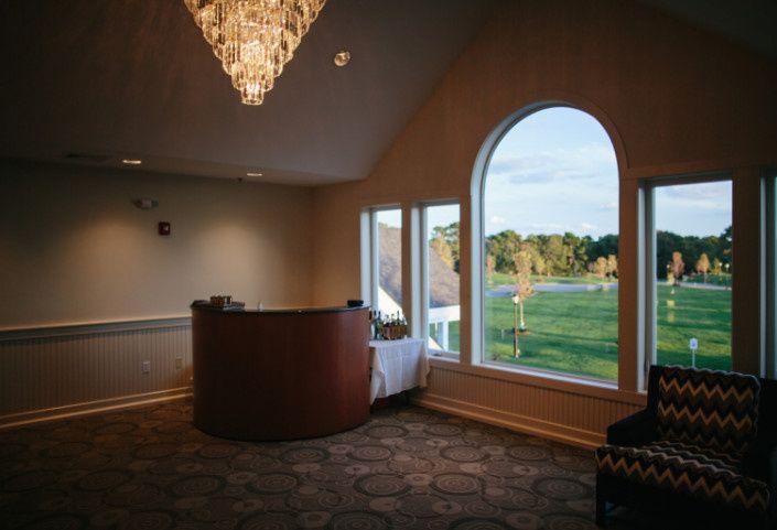 Inside of Cape Club Resort