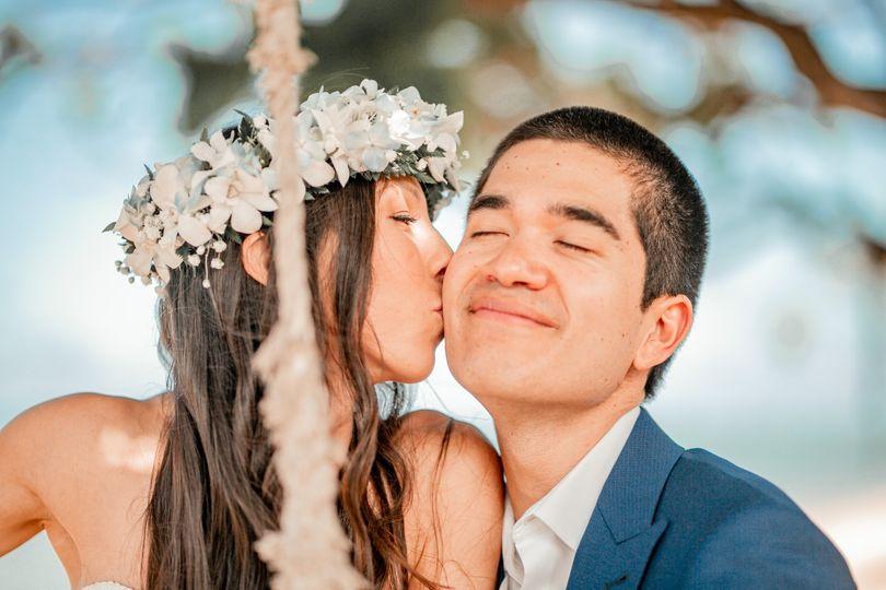 Kiss - Shots Hawaii Photography