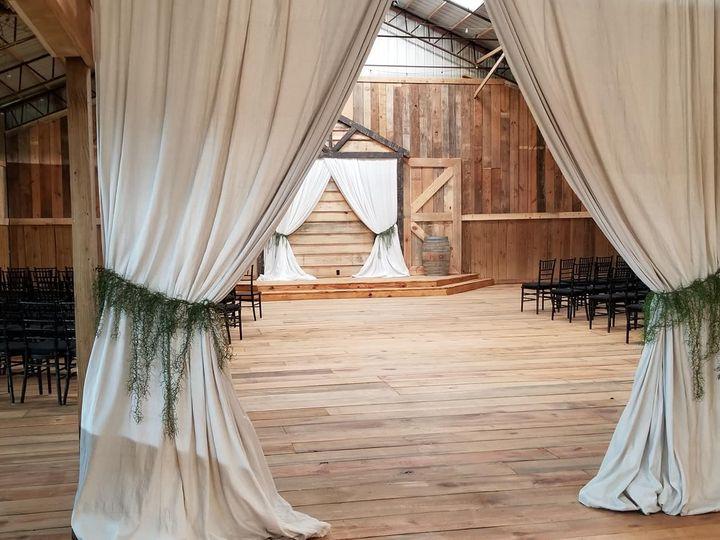 Indoor Ceremony and Dance Area