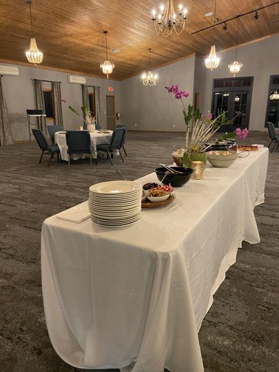 Corporate dinner party