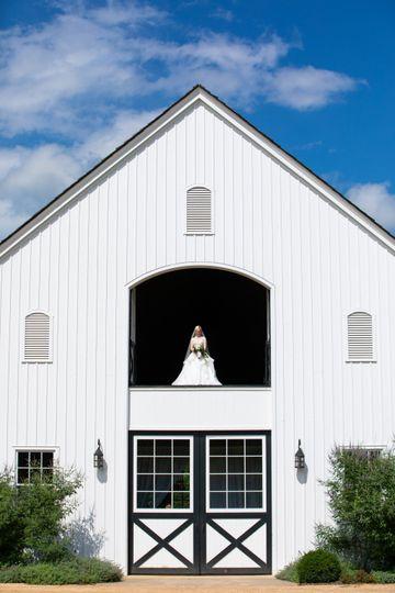 Loft Hay Door