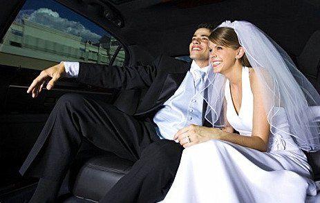 Tmx 1351878499008 Wedding1 Bensalem wedding transportation