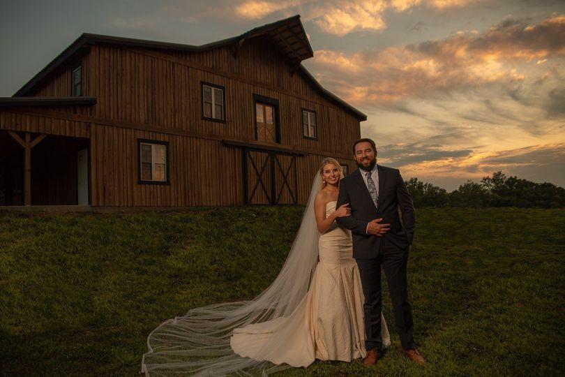 Old Hickory Farms -  rustic barn venue