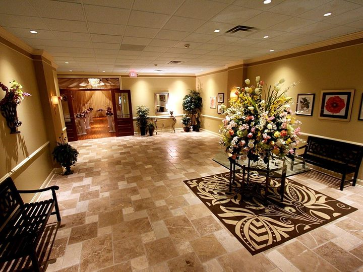 Tmx 1398708008179 Lobby Glen Burnie wedding venue