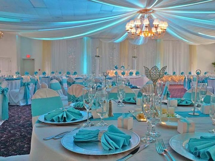 Tmx 1437476627205 Ballroom Dec Glen Burnie wedding venue