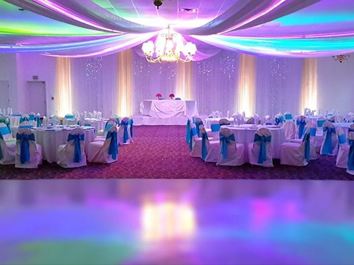 Tmx 1437476630025 Ballroom Uplighting Glen Burnie wedding venue