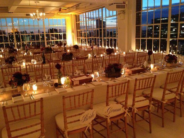 Tmx 1354539406505 Studio450tablesetting Brooklyn, New York wedding catering